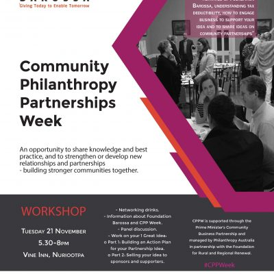 Celebrate Community and Philanthropy