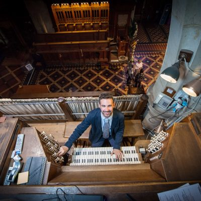 Barossans Asked to Inspire Unique Organ Recording