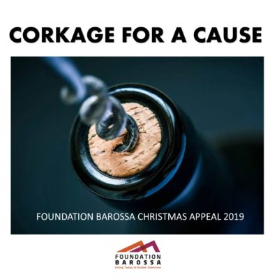 Corkage for a Cause