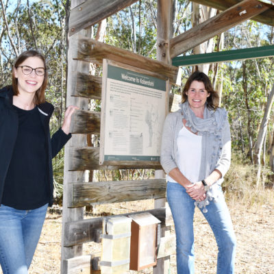 Mapping Barossa's Bushwalking Trails
