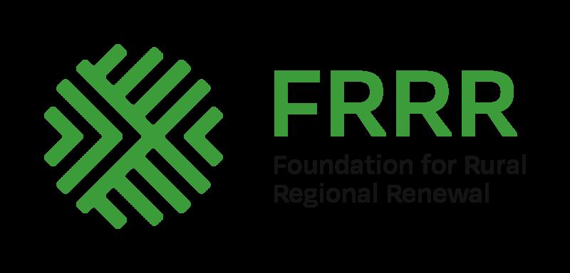 FRRR logo