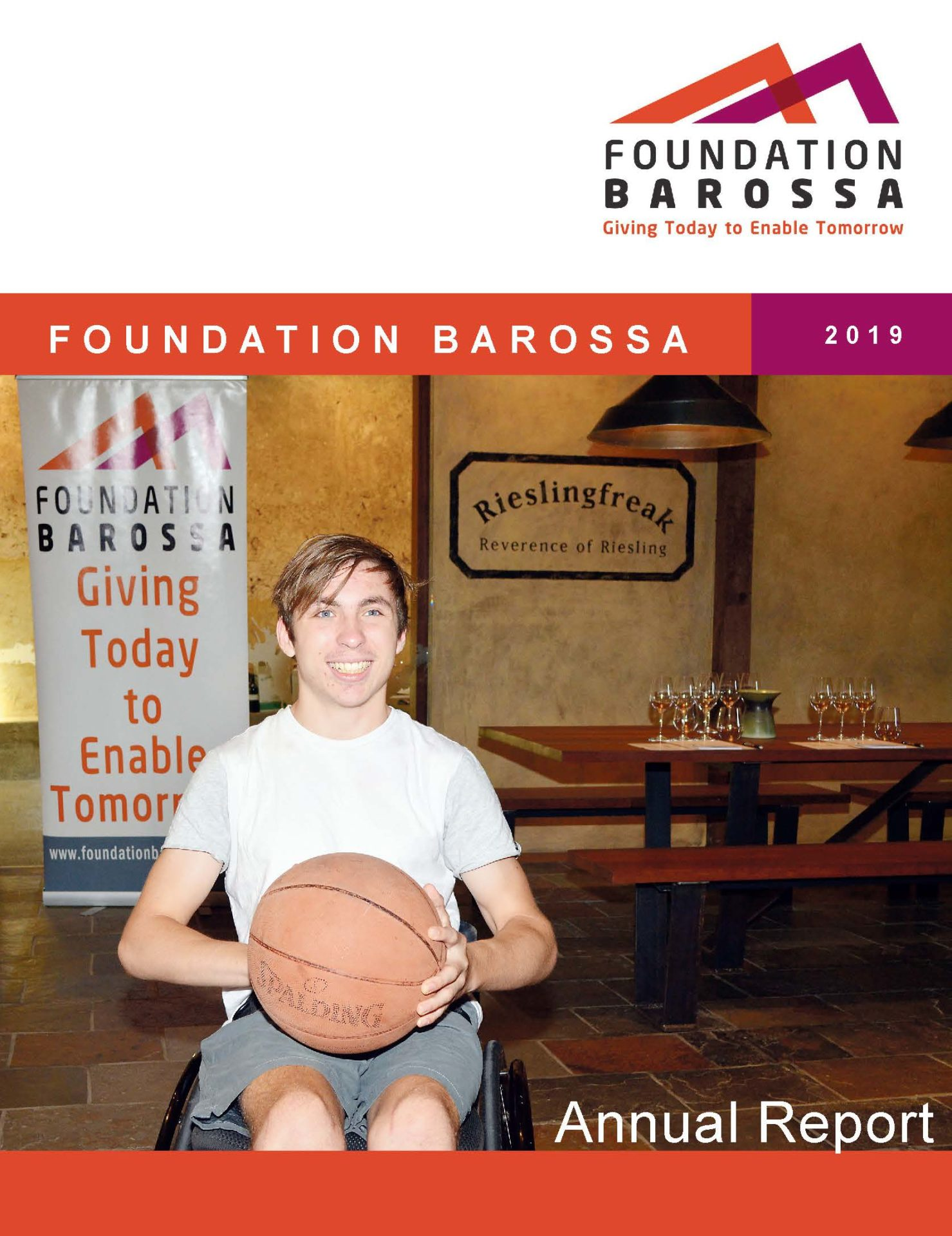 2019 Foundation Barossa Annual Report