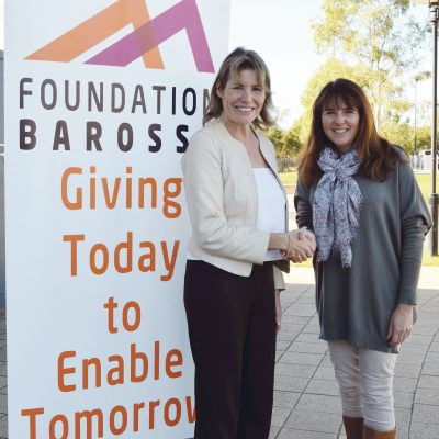 'Back to School' and the Foundation Barossa Dollar a Day Appeal