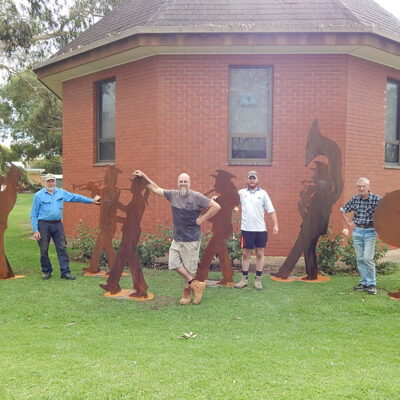 Grant supports new music, sculpture and local heritage projects